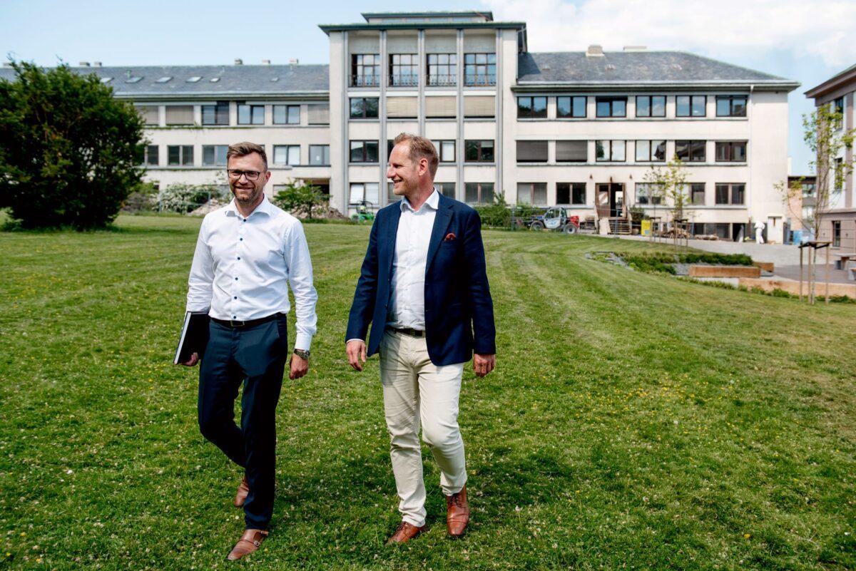 Har solgt for over 300 millioner i Ledaal Park på tre uker