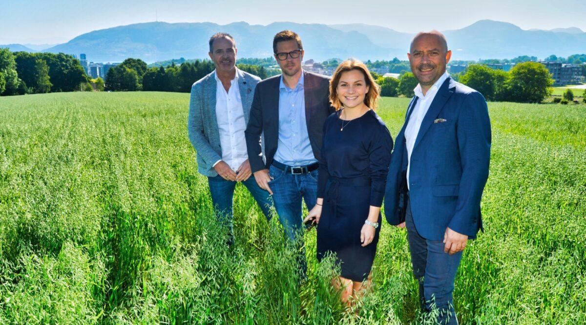 Base og INEO skaper ny bydel på Jåttå