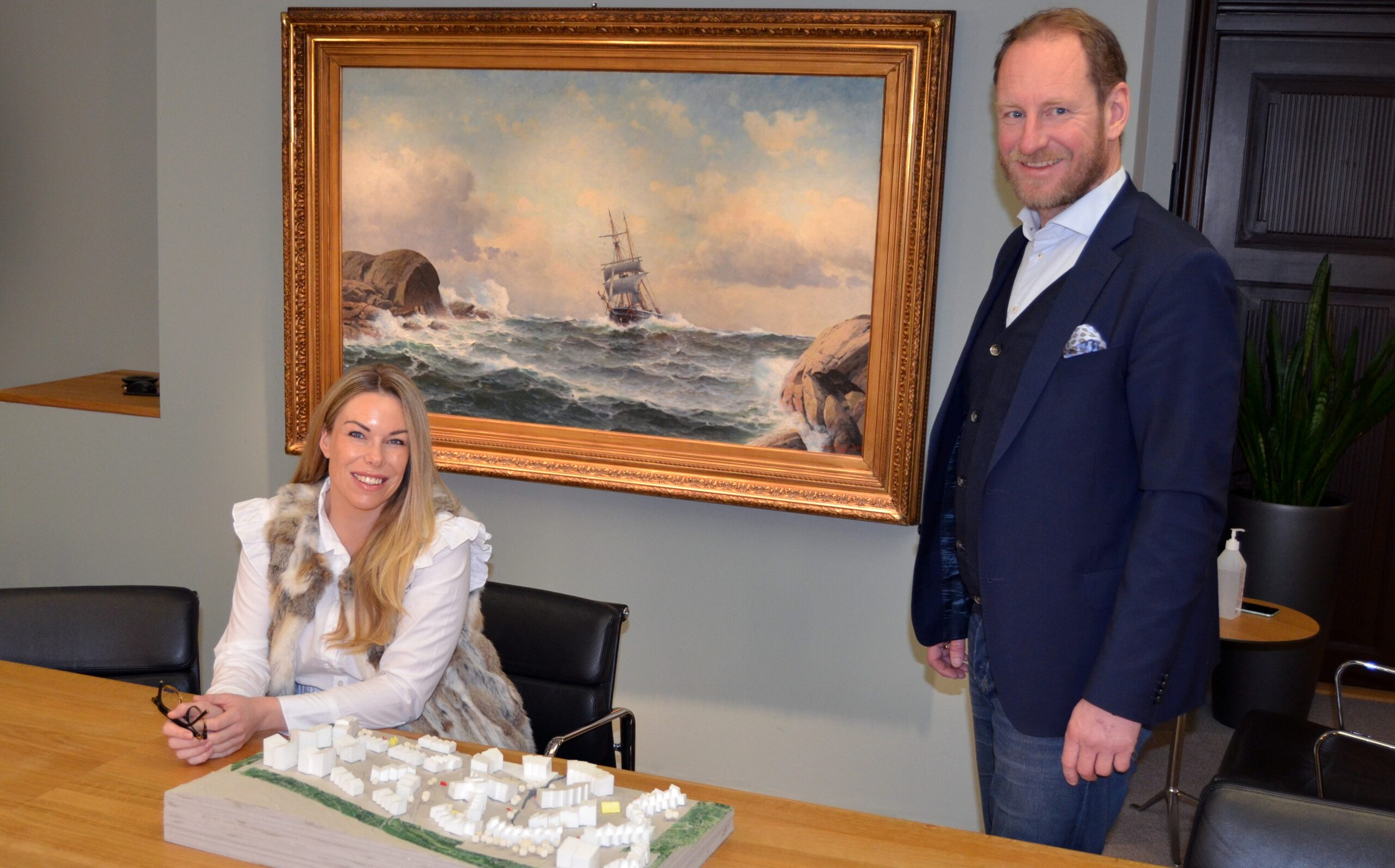 Martha Søyland ny salgsleder i Base Bolig